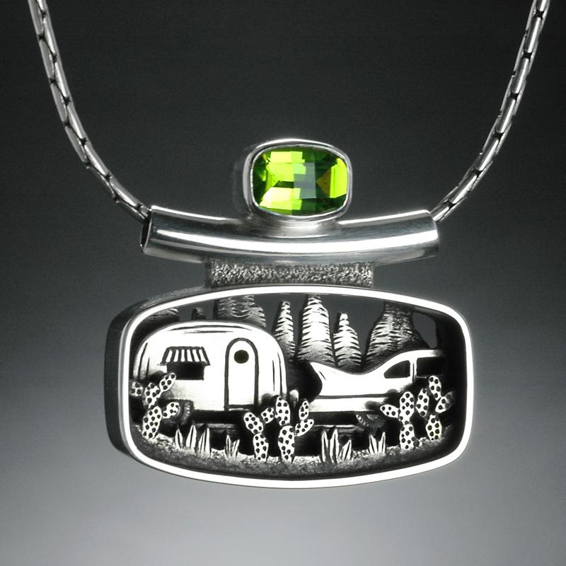 SW Trailer by jewelry artist Suzanne Williams