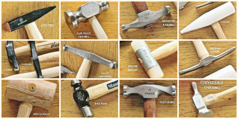 Jewelry Tools 101: Ultimate Guide to Jewelry Hammers
