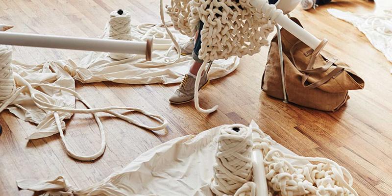 Designer Q&A: Fiber Artist Jacqueline Fink