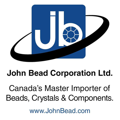 John Bead logo: Top Interweave Beading Resource website