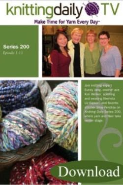 Knitting Daily TV Series 200