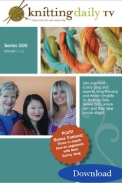 Knitting Daily TV Series 500