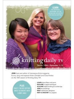 Knitting Daily TV Series 1000