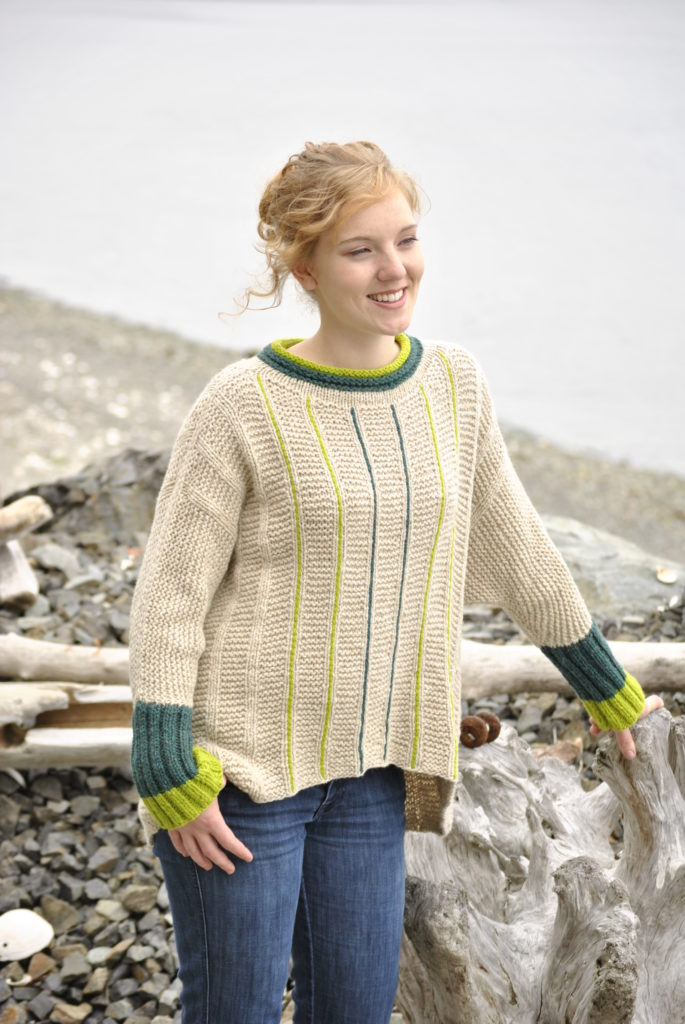 HiKoo® Kenzington One Size Fits Many Sweater Kit