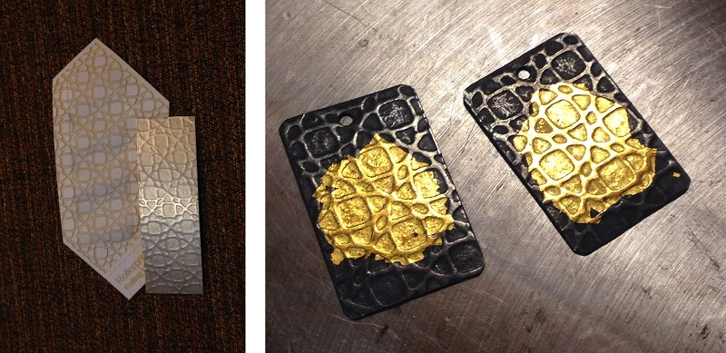 Keum-Boo: Add the Value & Richness of Gold to Your Jewelry Designs in 4 Easy Steps