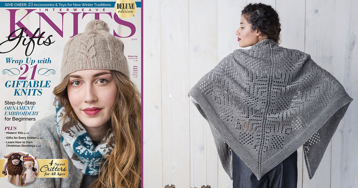 Your Top 5 Favorite Projects from Interweave Knits Gifts 2018
