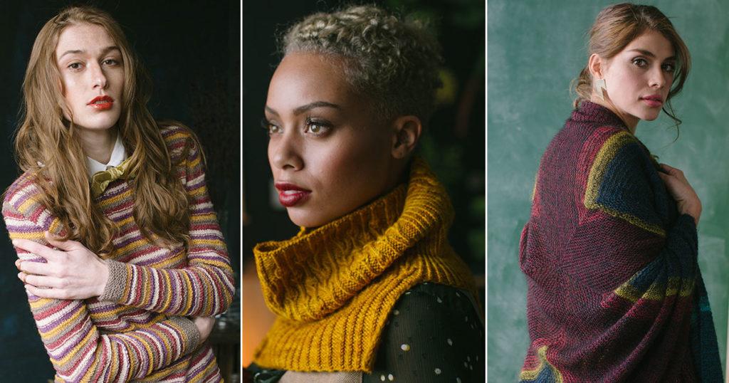 3 Inspirational Stories Behind <em>Interweave Knits</em> Winter 2019