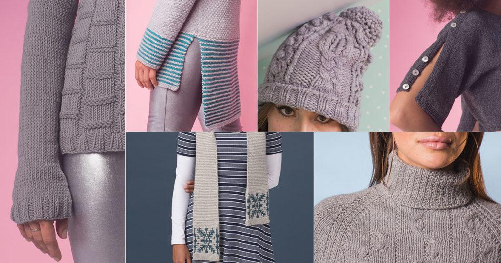 Your Top 5 Favorite Patterns from <em>knitscene</em> Winter 2018!