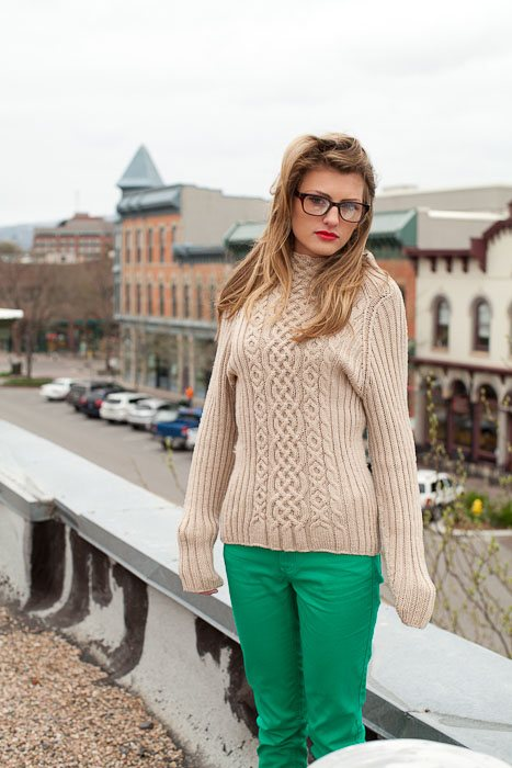 Kennedy Sweater Anniken Allis Knitscene