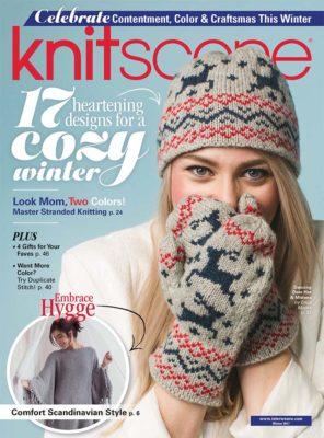 knitscene winter 2017