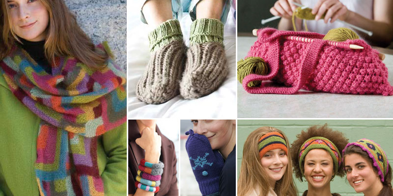 7 Free Knitted Accessories Patterns You Have to Knit