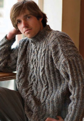 Men S Sweater Patterns He Ll Love 4 Free Sweater Knitting