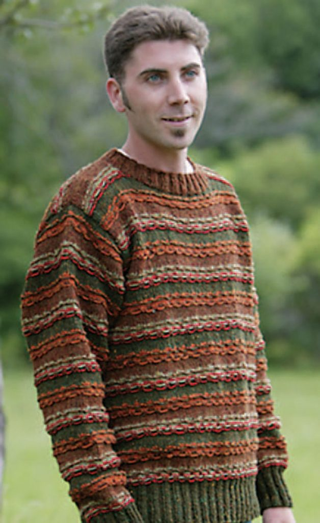 7 Free Knitting Patterns for Men Every Guy Will Love | Interweave