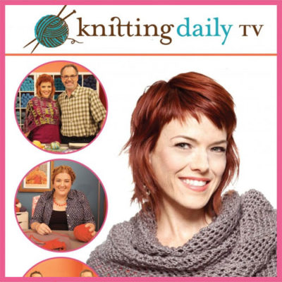 Find out more about Knitting Daily TV