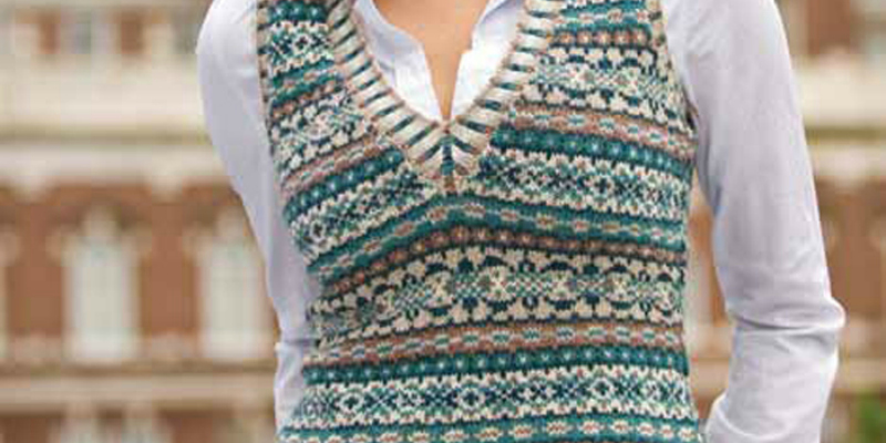 Knitting Fair Isle: Weaving in Ends Like a Pro