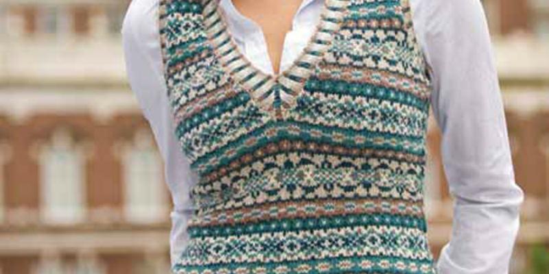 Knitting Fair Isle: Weaving in Ends Like a Pro