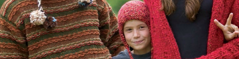 5 Free Knitting for Charity Patterns
