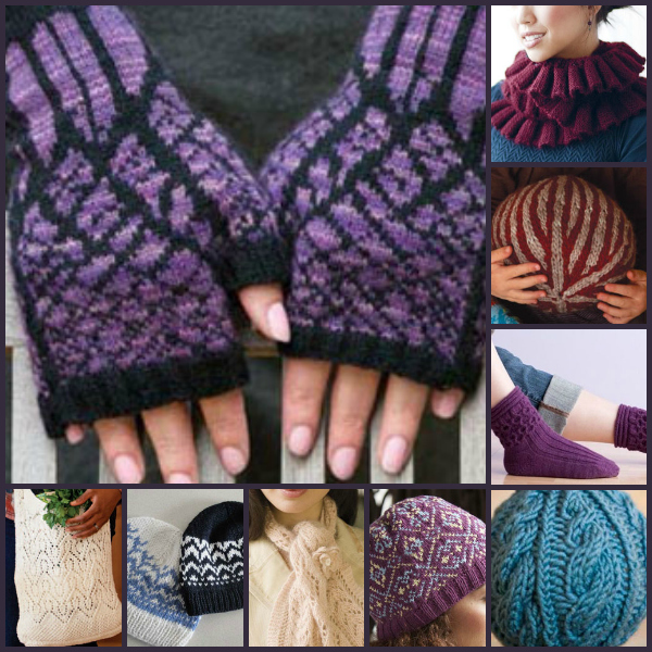 Scarf Knitted Patterns : Best Ideas for Knitting Gifts & Gifts for Knitters Knitting Daily