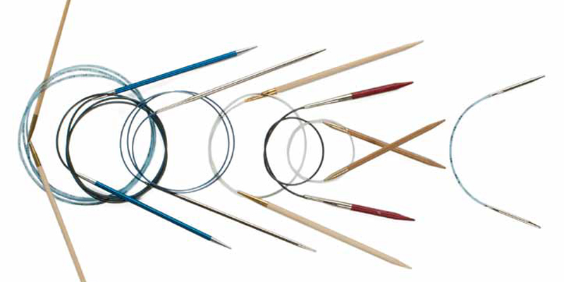 Knitting Needles: Ultimate, FREE Guide to Choosing the Right Needles