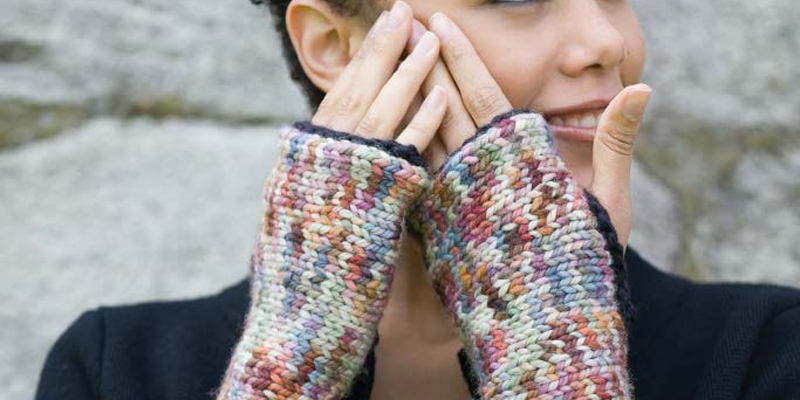 7 Free Knitting Patterns for Fingerless Gloves & Other Knitted Gloves