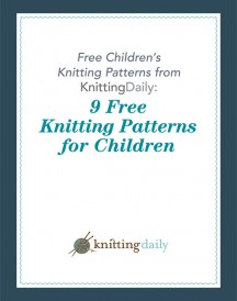 You'll love these 9 free knitting patterns for children.