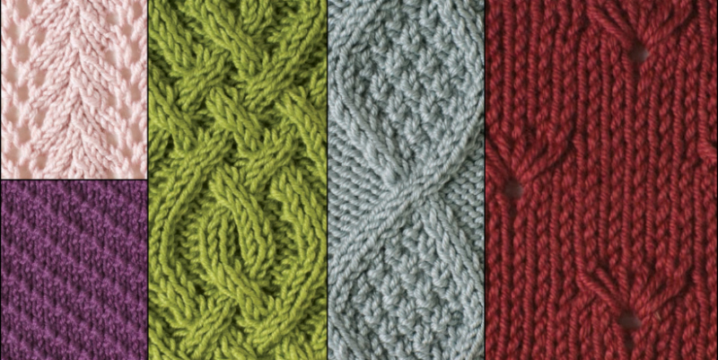 Knitting in the Round: Converting Knitting Stitch Patterns Like a Pro