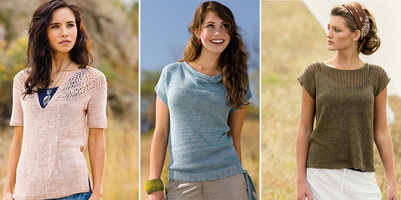 Knit Tops: The Ultimate Summer Knitting Projects