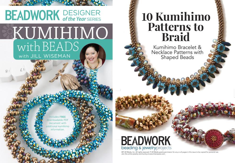 kumihimo bead weaving techniques