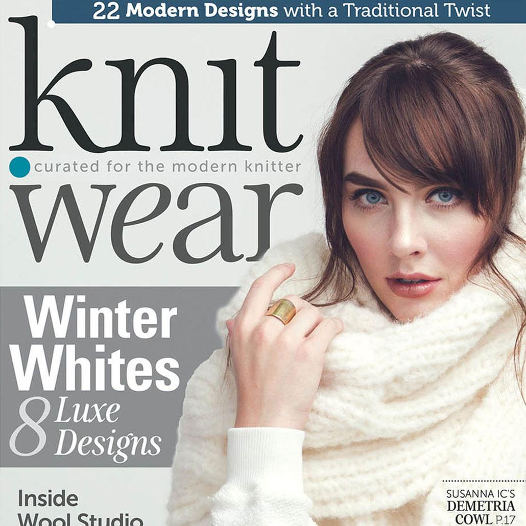 knitting trends
