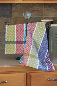 Colorful Twill Towels