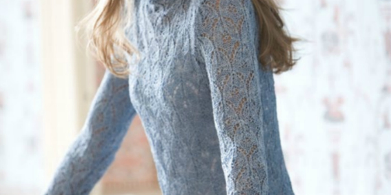 Binding Off Lace: 3 Loose Lace Bind-Offs