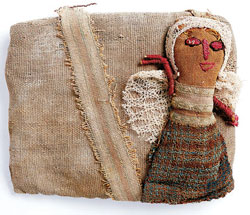 Peruvian Burial Doll