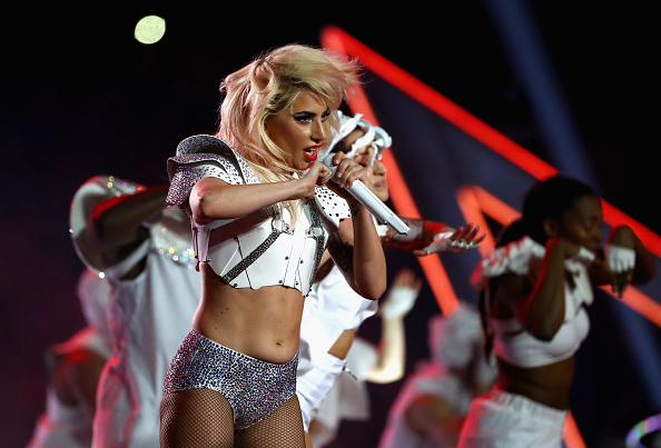 Beads Take Center Stage at Super Bowl Halftime Show