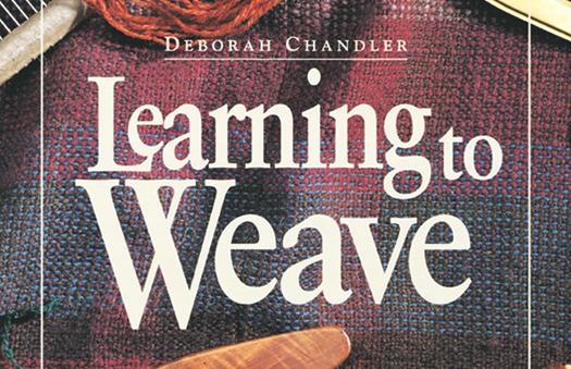 Beginning weavers
