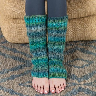 Pattern Of The Week Make These Leg Warmers In A Flash Dance