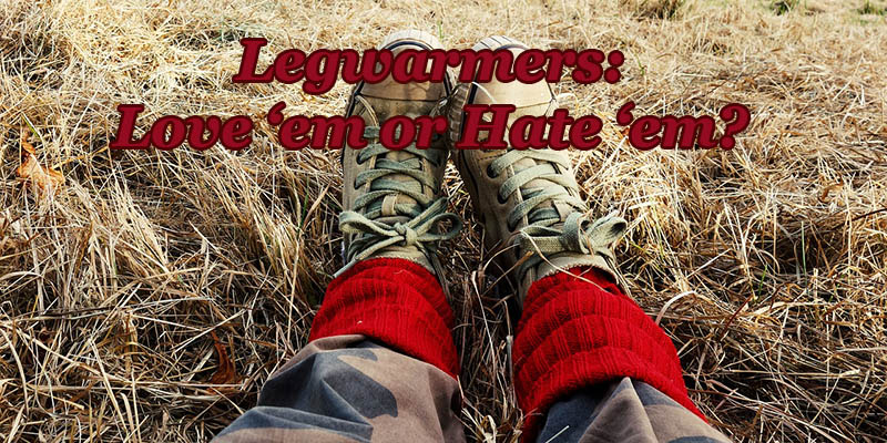 We Have Legwarmer Knitting Patterns. Do You Care?