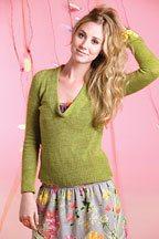 lettuce raglan Knitting Pattern