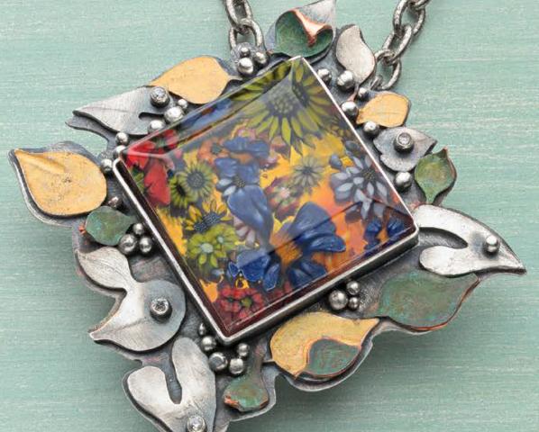 Sneak Peek! <i>Lapidary Journal Jewelry Artist</i> May/June 2018 Lookbook