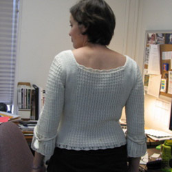 liz in corset back