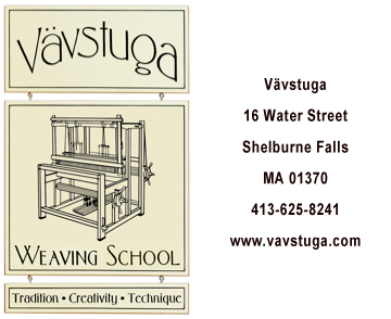 Vavstuga Weaving School