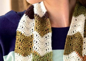 You'll love this long crochet cowl pattern that's both eye-catching and fun to make!