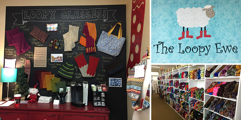 Small Biz Saturday: The Loopy Ewe