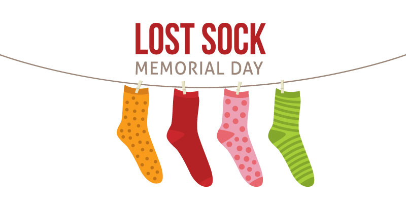Lost Sock Memorial Day: How to Avoid the Sad Solo Handspun Sock