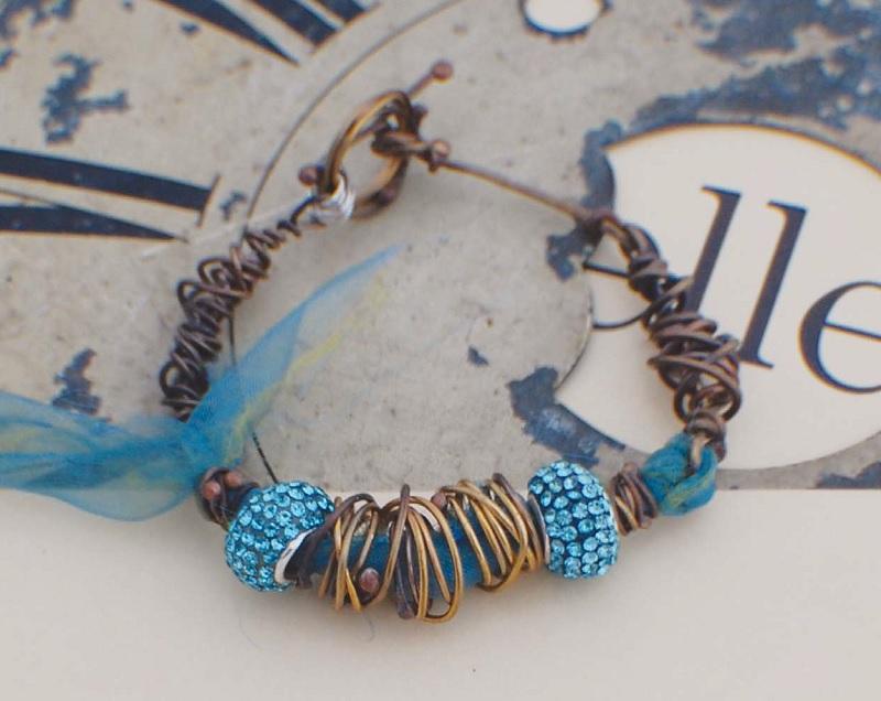 from Making Metal Jewelry by Jen Cushman