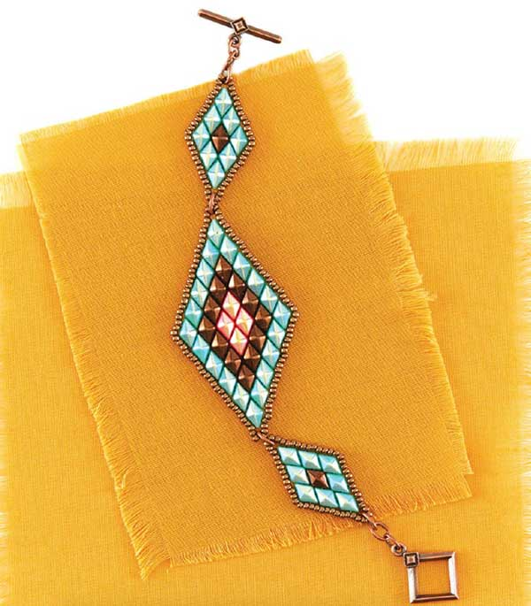 Quick & Easy, beading favorites, beadweaving designs, colorful and fashionable