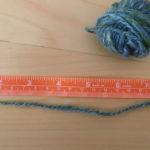Measuring Handspun Yarn