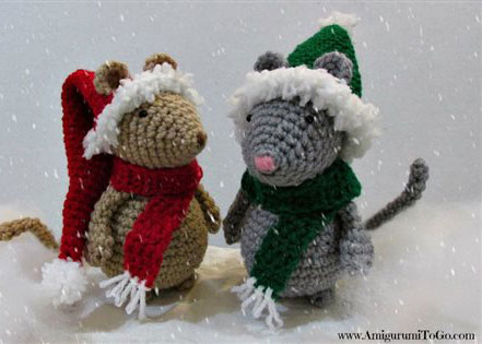 Crochet Christmas Ornaments 15 Free Festive Patterns Interweave