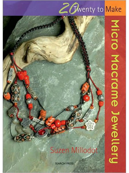 macrame jewelry diy