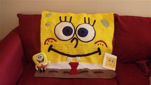 Spongebob Squarepants Interweave
