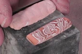 making metal clay mokumé gané jewelry